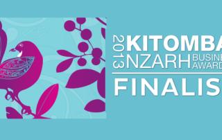 2013 Kitomba Business Awards image