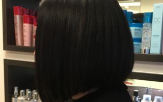 Hair styles- short, colour, Bob image