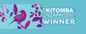 Kitomba 2013 Business Awards Winner