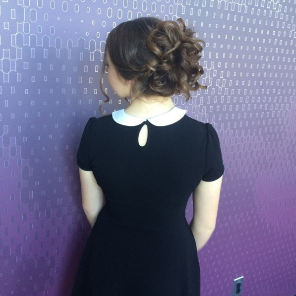Special Occasion - Awards Night hair style image