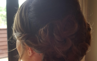 Wedding Hair - Dark Hair image