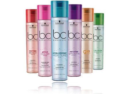 BC Bonacure Product Range image
