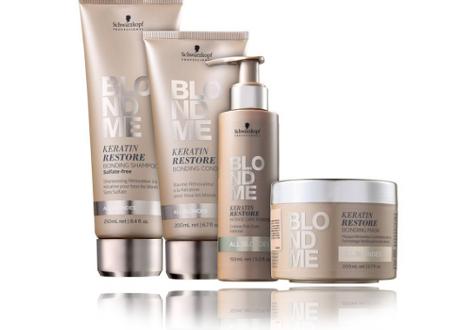 Blond Me Product Range image