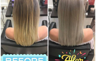 Hair Scene - Medium Blonde Hair style image