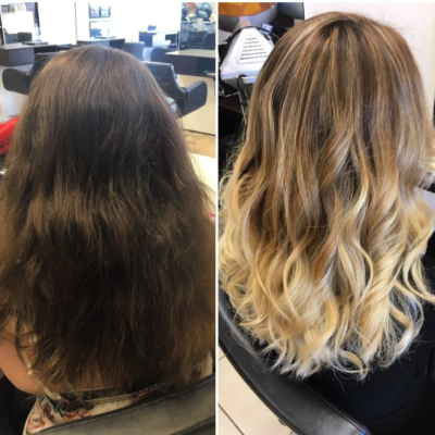 Special Occasion - Balayage Hair image