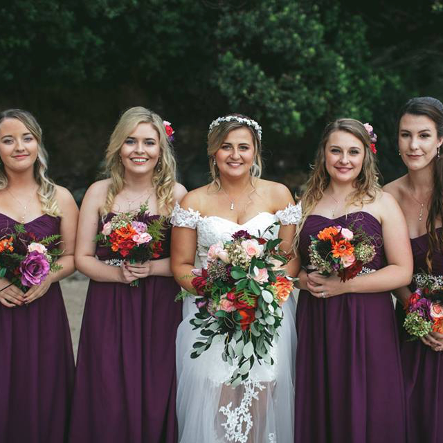 Hair Scene - Wedding Hair - Arlene