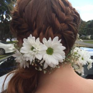 Hair Scene - Wedding Hair Style - PJ