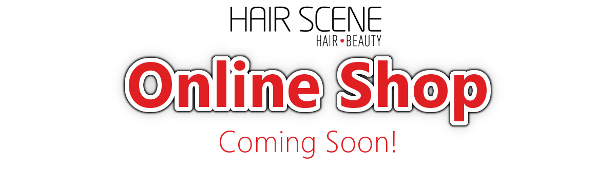 Hair Scene - Hair & Beauty Online Shop Coming Soon image