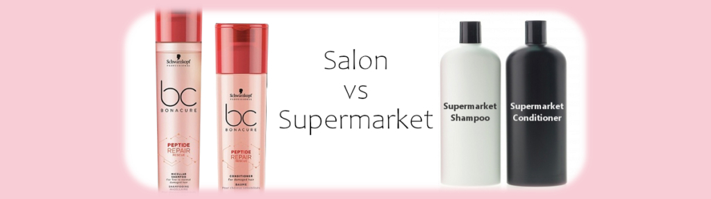 Salon vs Supermarke