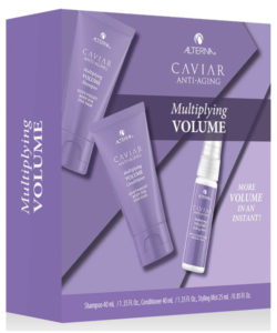 Alterna Caviar Volume Consumer Trial Kit