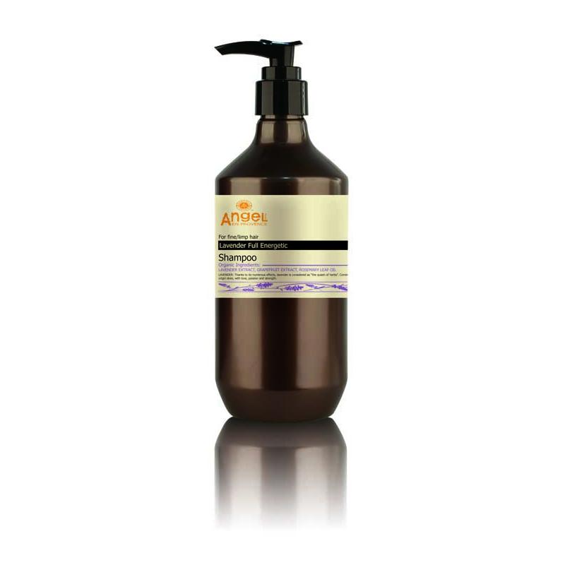 Angel Lavender Shampoo 400ml
