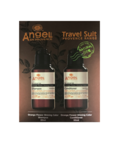 Angel Orange Flower Travel Packs Duo