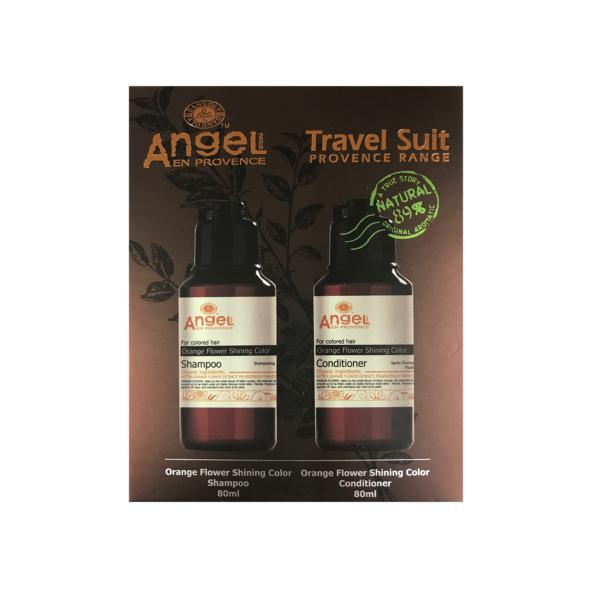 Angel Orange Flower Travel Packs Duo