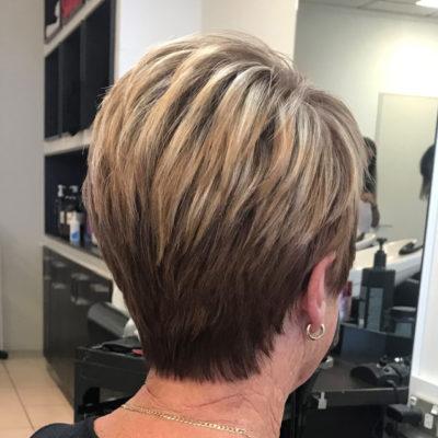 Hair Scene Short Hair Style