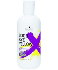 Schwarzkopf Goodbye Yellow pH 4.5 Neutralizing Wash 300ml