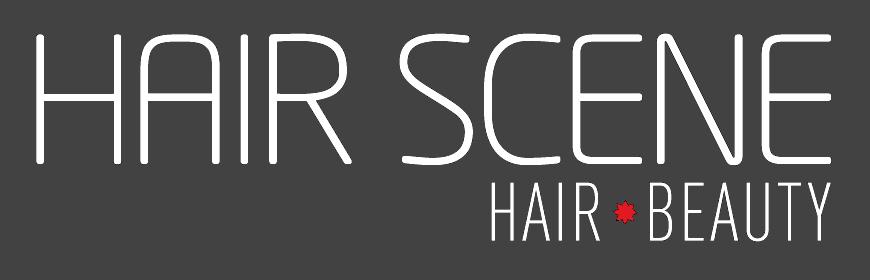 Hair Scene logo