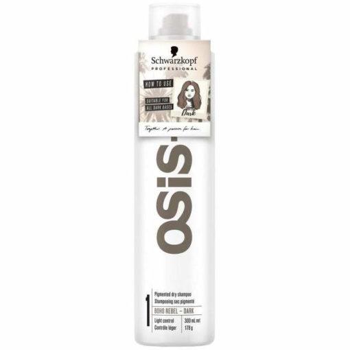OSIS Boho Rebel Dry Shampoo Dark 300ml