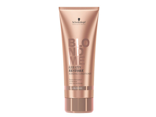 Schwarzkopf BlondMe Keratin Restore Bonding Conditioner All Blondes 200ml