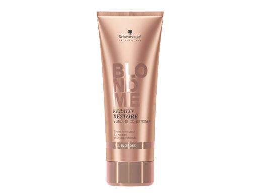 Schwarzkopf BlondMe Keratin Restore Bonding Shampoo All Blondes 250ml