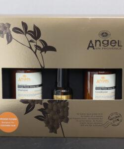 Angel - Orange Flower Gift Pack