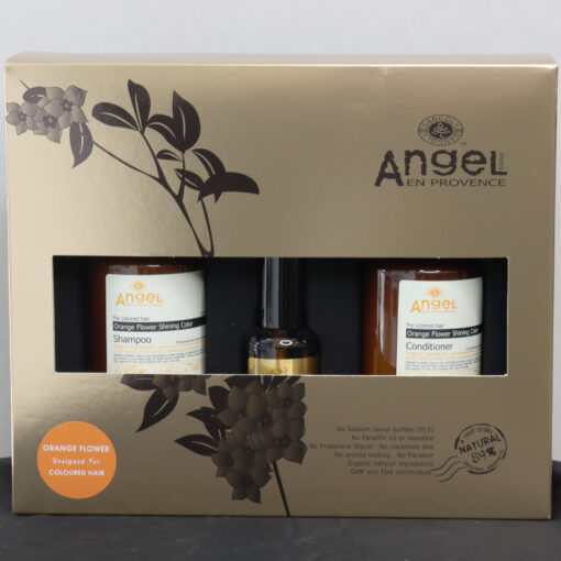 Angel - Orange Flower Gift Pack