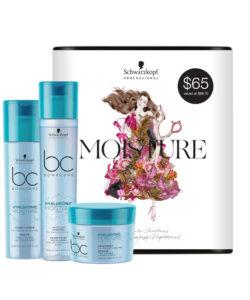 BC Bonacure - Moisture Xmas Tin