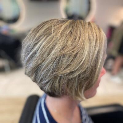 Marie Short Hair
