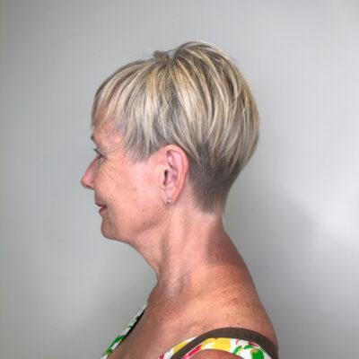 Hair Scene - Short Hair